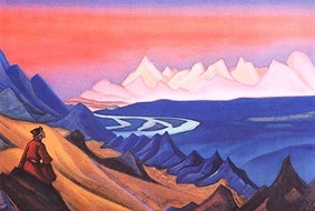 Song of Shamballa by Nicholas Roerich