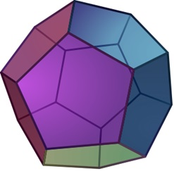 Dodecahedron (Libra, 2012)