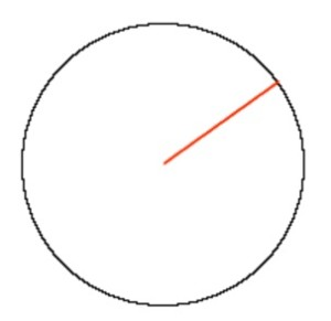 The Radius and Circle (Sagittarius, 2012)