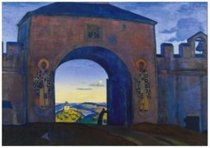 Nicholas Roerich, Chúng ta đang mở ra những cánh cổng